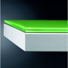 Aliumininis rėmelis klijuojamam stiklui, 15x50 mm
