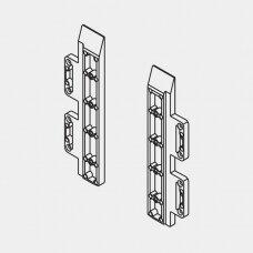 Aliuminio rėmo adapterių komplektas KINVARO L-80 ir S-35 mechanizmams