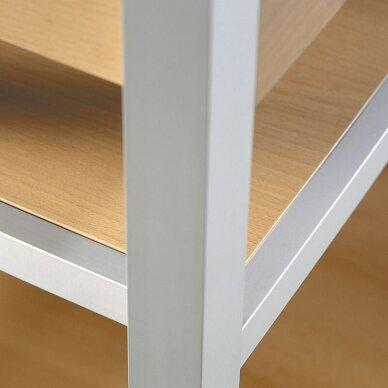 Aliuminio profiliai stelažams 2