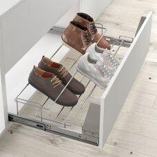 Ištraukiama lentyna batams
