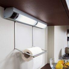 Liuminescencinis šviestuvas su jungikliu