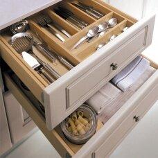Mediniai įrankių dėklai WOOD LINE