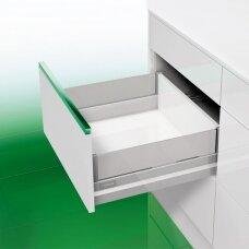 """""""Nova Pro Crystal Classic"""" stalčius su aliuminine paaukštinimo sistema, H-186 mm"""