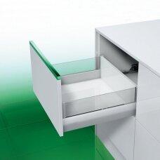 """""""Nova Pro Deluxe Crystal"""" stalčius H- 90 mm pasirenkamai paaukštinimo sistemai"""