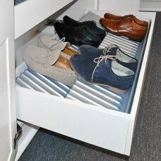Plastikinė lentyna batams