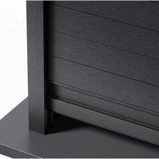"""Plastikinės baldinės žaliuzės """"Smart Case KS 40"""", išorinio montavimo"""