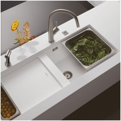 Schock sinks - for an exclusive kitchen