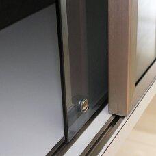 Slenkančių durų sistema PS03