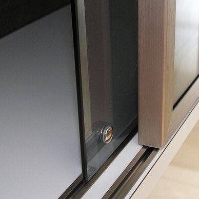 Slenkančių durų sistema PS03 2