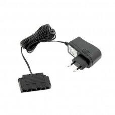 Transformatorius USB krovikliui, 15W