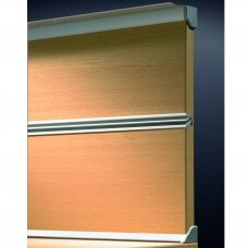 Virtuvinės sienelės tvirtinimo sistema